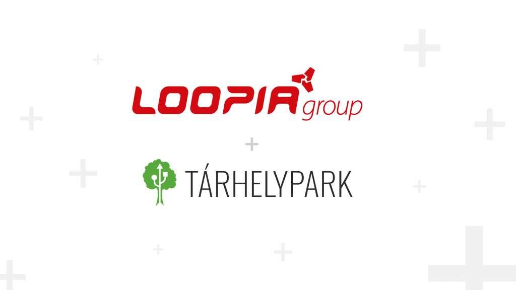 A Tárhelypark csatlakozik a Loopia Csoporthoz